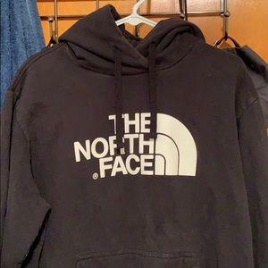 North Face Fleece Hoodie XL